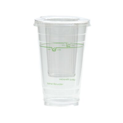 Disposable Cups Ice Cone Set