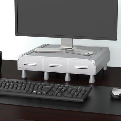 'Perch' PC, Laptop, IMAC Monitor Stand and Desk Organizer