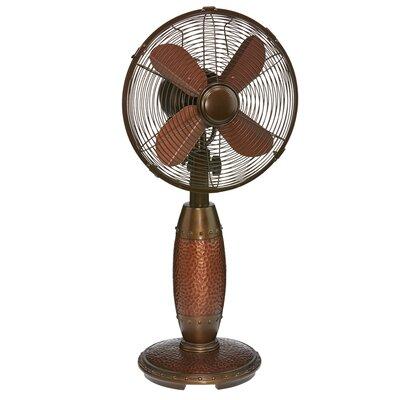 "Morant 10"" Oscillating Table Fan"