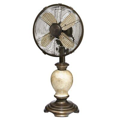 "Sharmaine 10"" Oscillating Table Fan"