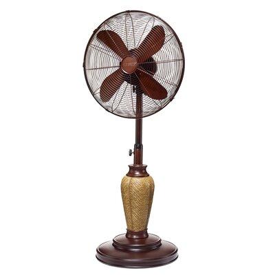 """Kimura 18"""" Oscillating Floor Fan"""