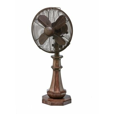 """Brewer 10"""" Oscillating Table Fan"""