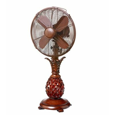 "Kincannon 10"" Oscillating Table Fan"