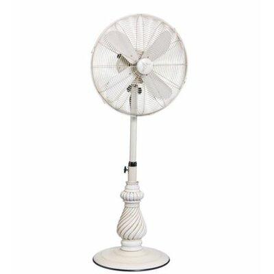 """Sharri 18"""" Oscillating Floor Fan"""