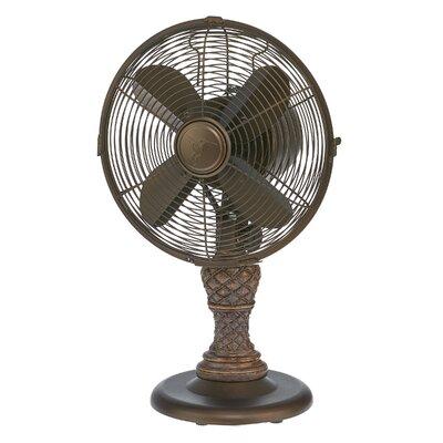 Travis Oscillating Table Fan