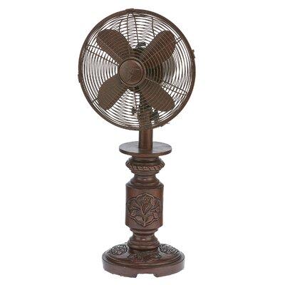 Pinkard Oscillating Table Fan