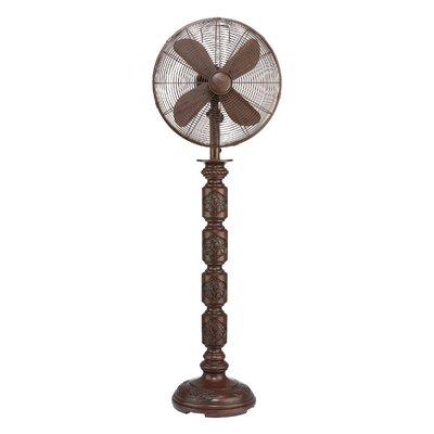 Pinkard Oscillating Floor Fan
