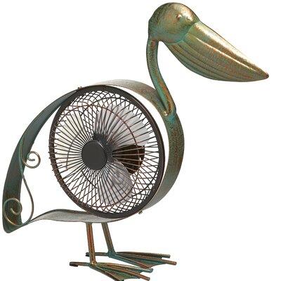 Demarco Pelican Hand Held Fan