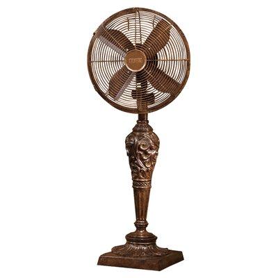 "Piner 12"" Oscillating Table Fan"