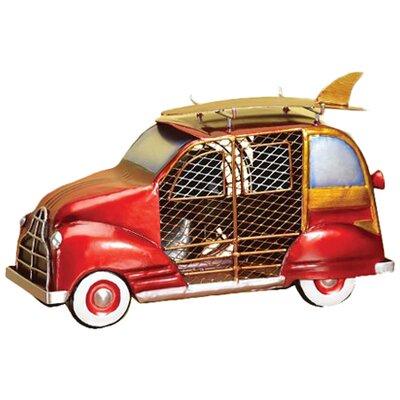 "Demarcus Woody Car Figurine 4"" Table Fan"