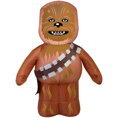 Airblown Inflatables Star Wars Chewbacca
