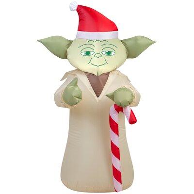 Airblown Inflatables Star Wars Yoda