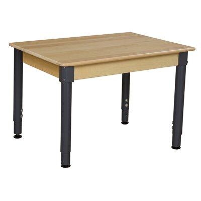 Wood Designs Hardwood Birch Tables Kids Table