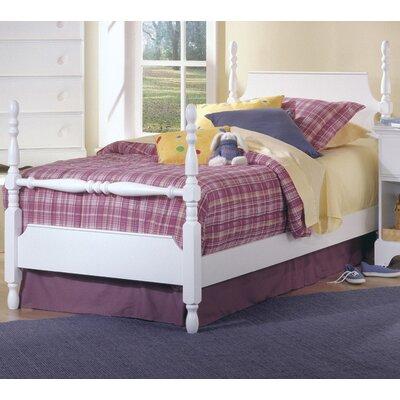 Kai Twin Four Poster Bed