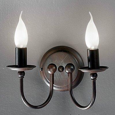 KÖGL Wohnlicht Wandfackel 2-flammig Azienda