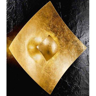 KÖGL Wohnlicht Design-Wandleuchte 2-flammig Quadrangolo