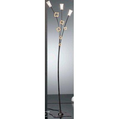 KÖGL Wohnlicht 165 cm Design-Stehlampe Tendenza