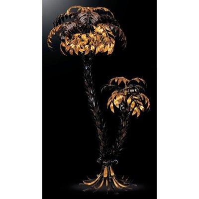 KÖGL Wohnlicht 220 cm Design-Stehlampe Palmen