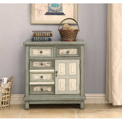 Hortense 2 Drawer 2 Door Cabinet