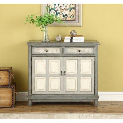 Gattilier 2 Drawer 2 Door Cabinet