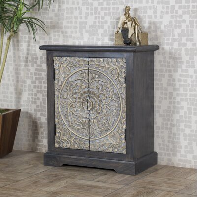 Elisamarie 2 Door Accent Cabinet