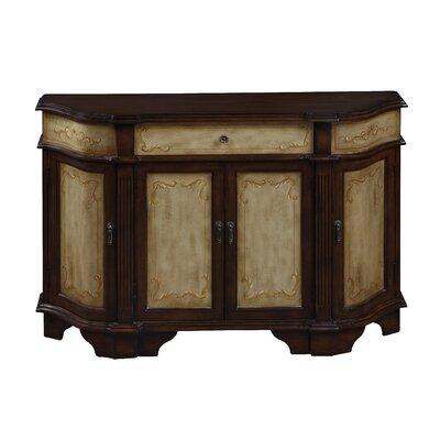 1 Drawer 4 Door Accent Cabinet