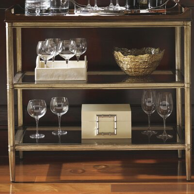 Tower Place Bartlett Tiered Console Table