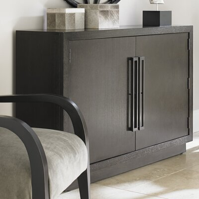 Carrera Sergio Hall 2 Door Accent Cabinet
