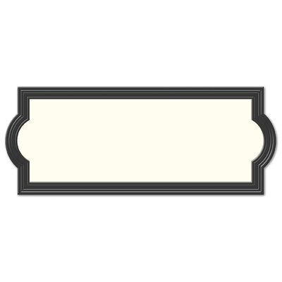 Wall Address Plaque (Set of 3)