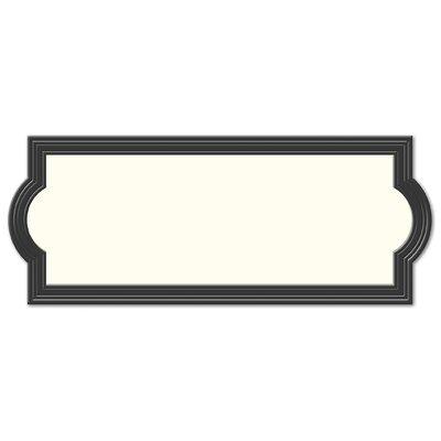Wall Address Plaque (Set of 3)