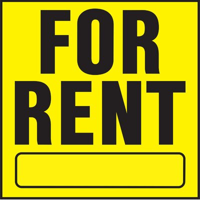 Hy-Ko For Rent Sign