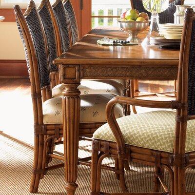 Tommy Bahama Home Island Estate Mangrove Woven Back Side Chair