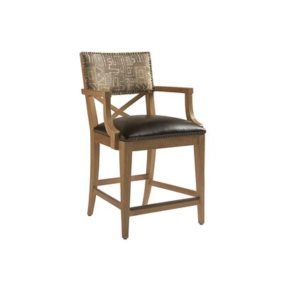 "Los Altos 24"" Bar Stool"
