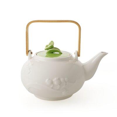 Alison Appleton Woodland 0.3L Porcelain Teapot
