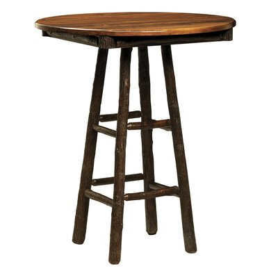 Chelsea Home Troyer Pub Table with Windmill Base