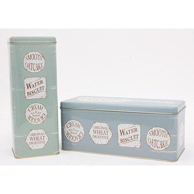 ECP Design Ltd The Specialist 2-Piece Cracker Tins Set