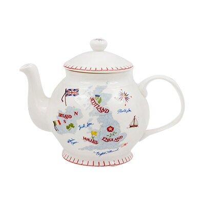 ECP Design Ltd Jan Constantine 1.2L China Teapot
