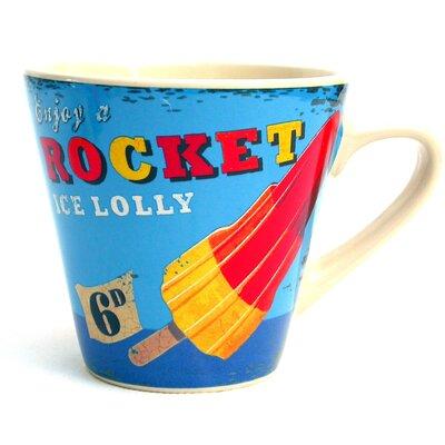 ECP Design Ltd Ices and Lollies Rocket Mug