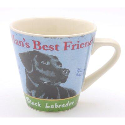 ECP Design Ltd Labrador Mug