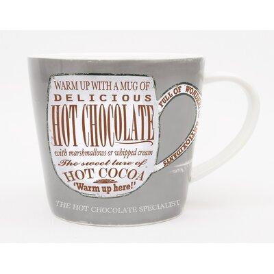 ECP Design Ltd Chocolate Specialist Mug
