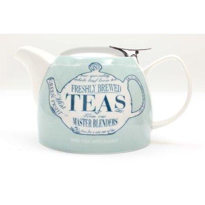 ECP Design Ltd Specialist 0.75L Porcelain Teapot