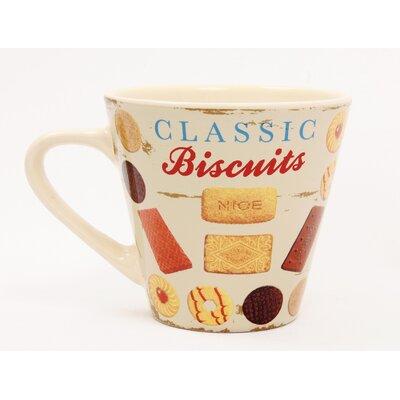 ECP Design Ltd Classic Biscuits Mug