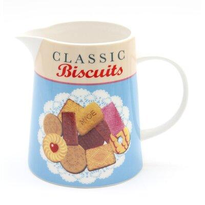 ECP Design Ltd Biscuits 0.75L Pitcher
