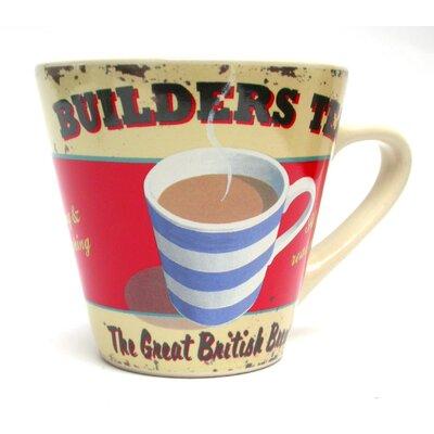ECP Design Ltd Builders Tea Mug