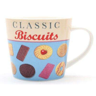 ECP Design Ltd Biscuits Porcelain Mug