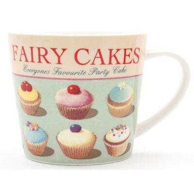ECP Design Ltd Fairy Cakes Porcelain Mug