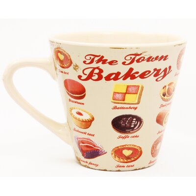 ECP Design Ltd Town Bakery Mug