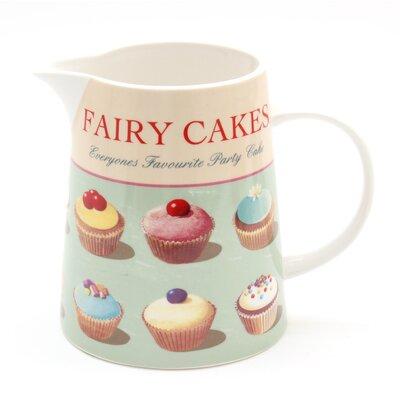 ECP Design Ltd Fairy Cakes 0.75L Pitcher