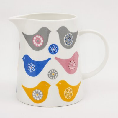 ECP Design Ltd Love Birds 0.75L Pitcher