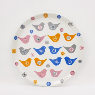 ECP Design Ltd Love Birds Platter